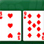 21点扑克牌