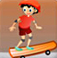 小孩的滑板