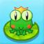 青蛙王子跳荷叶