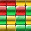 五彩砖块消消看