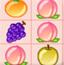 牙签串水果