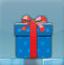 礼物盒变圣诞树雪人版