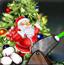 圣诞雪球大炮