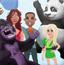 熊猫的大家庭