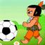 葫芦娃踢足球