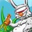 兔子闯雷区