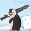 企鹅的战斗