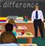 课堂找不同