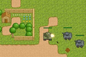 野战坦克无敌版