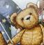 隐藏的星星泰迪熊之家