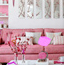 可爱的粉色房间2