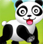 小熊猫找竹子