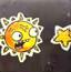 太阳公公救星星