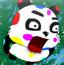 彩色熊猫横空出世