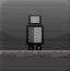 黑白世界机器人