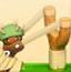 3D愤怒的蘑菇