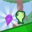 绿宝宝收集宝石