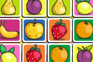 趣味水果记忆翻牌