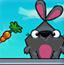 吃萝卜的五角兔