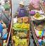 越南水上集市