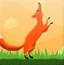 狡猾狐狸偷鸡蛋