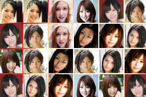 日本美女连连看