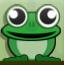 青蛙吃饼干