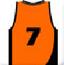 篮球服记忆大考验