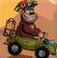 大猩猩驾驶员