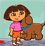 朵拉智救小狗