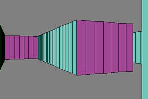 彩色3D迷宫2