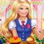 芭比娃娃校园生活