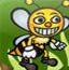 聪明的蜜蜂