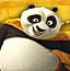 功夫熊猫打扑克