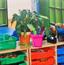 可爱学生教室