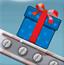 礼物盒变圣诞树2