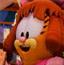 加菲猫隐藏星星