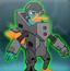 飞哥与小佛大战机器人