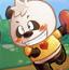 熊猫大战猴子