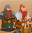 矮人国防御战