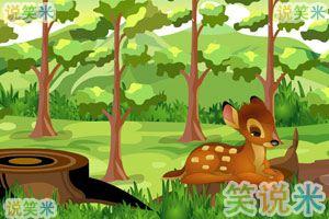 小鹿逃离魔幻森林