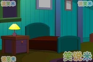 13号蓝色房间逃脱