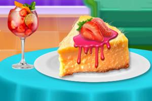 芝士蛋糕自制烹饪