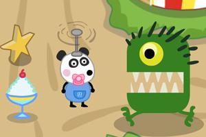 熊猫宝宝找衣服