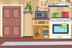 寻找厨房逃生门2