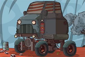 逃离怪物卡车