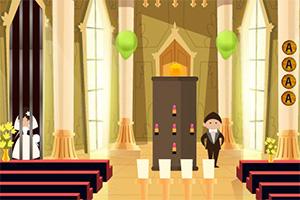 逃离教堂婚礼