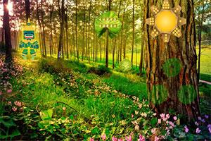 小巨人森林逃脱