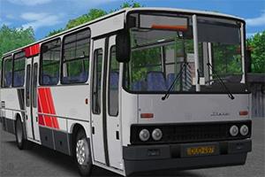 公交巴士找轮胎