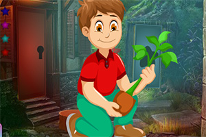 救援植物爱好者
